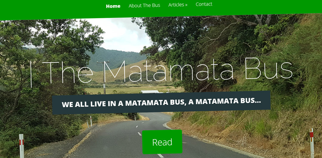 Website – The Matamata Bus