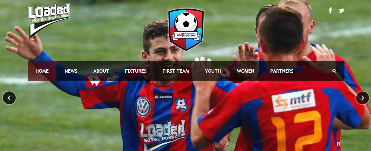 Website – WaiBOP United