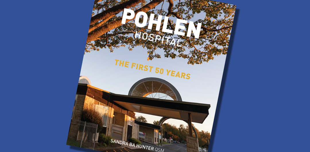 Book – Pohlen Hospital